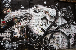 Shoreditch area