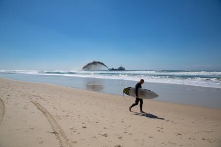 south Surfers Paradise