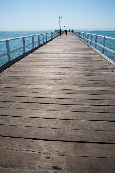 Hervey Bay pier