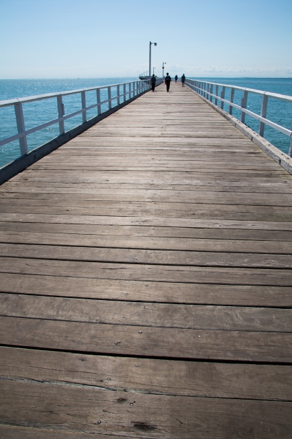 Hervey Bay pier
